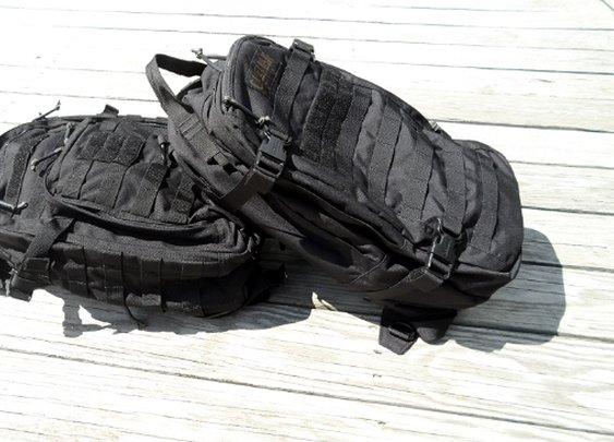 Molle Daypack Death Match   Loaded Pocketz