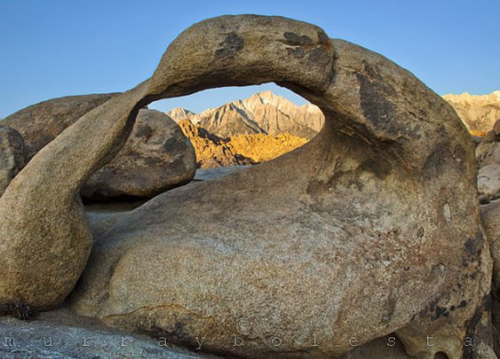 Desert Landscape Nature Photography Sierra Nevada by MurrayBolesta