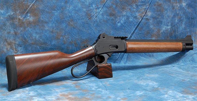 Backpacker SBR Rifle