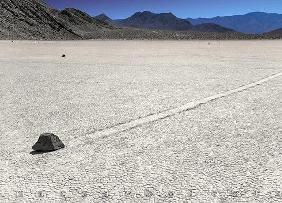 Death Valley Photograph Desert Art Southwest USA by MurrayBolesta