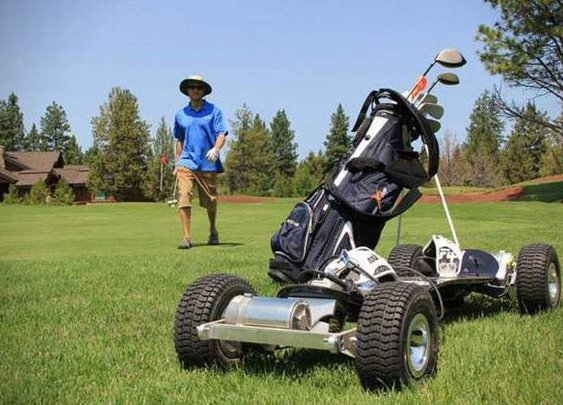 GOLFBOARD ELECTRIC SKATEBOARD GOLF KART