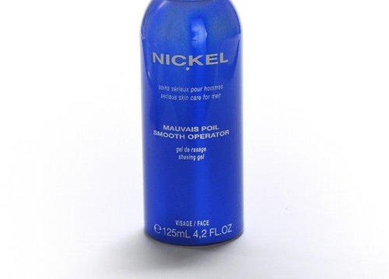 NICKEL Smooth Operator Shaving Gel