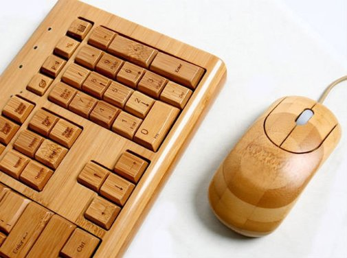 Bamboo Keyboard And Mouse | Required Now