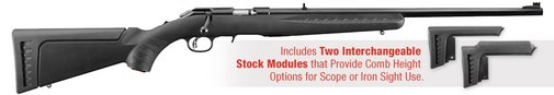 Ruger American Rimfire™ Bolt-Action Rifle Model 8301