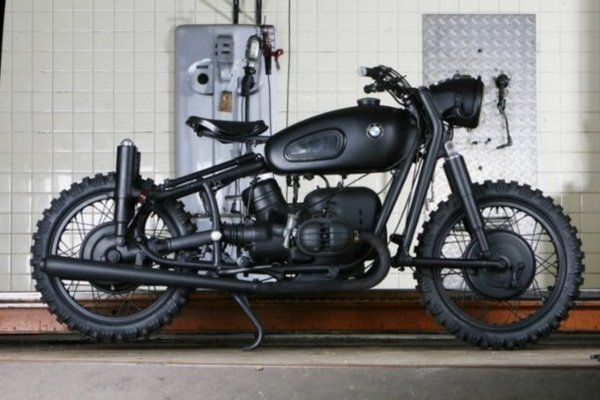"""BMW R60/2, a Tribute to """"The Great Escape"""" 