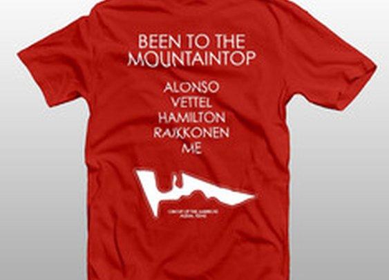 Been To The Mountaintop (CoTA T-Shirt) | Winding Road Racing