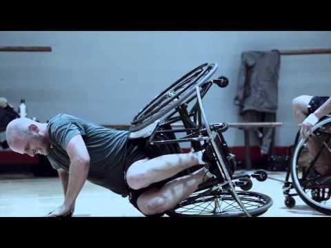 Guinness Wheelchair Basketball Commercial