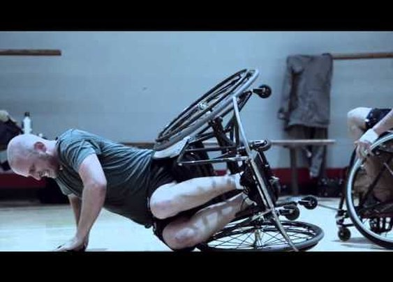 Guinness Wheelchair Basketball Commercial