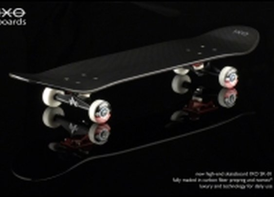 IXO Carbon Skateboard