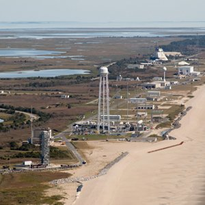 Wallops Island: The Little Spaceport That Could