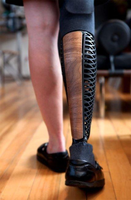 the new peg leg