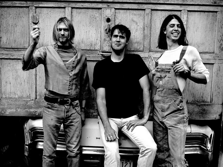Dave Grohl And Krist Novoselic Share Memories, Unreleased Tracks From Nirvana's  'In Utero' : All Songs Considered : NPR
