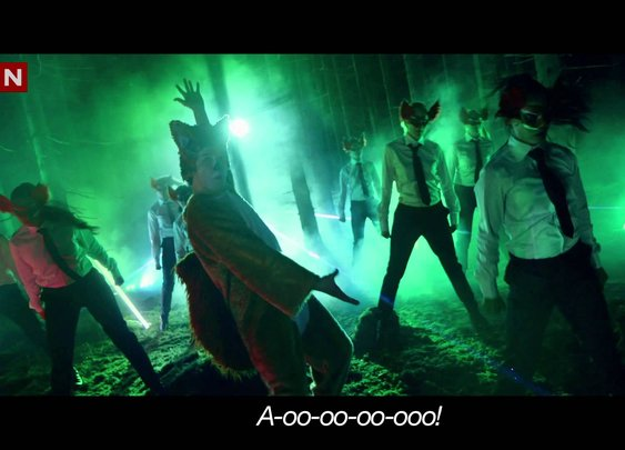 Ylvis - The Fox [Official music video HD] - YouTube