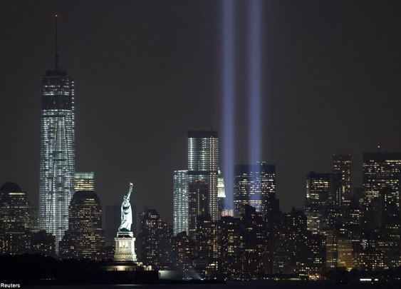 As we honor the victims today, 9/11: Names of almost 3,000 victims to be read out on 12th anniversary of attacks