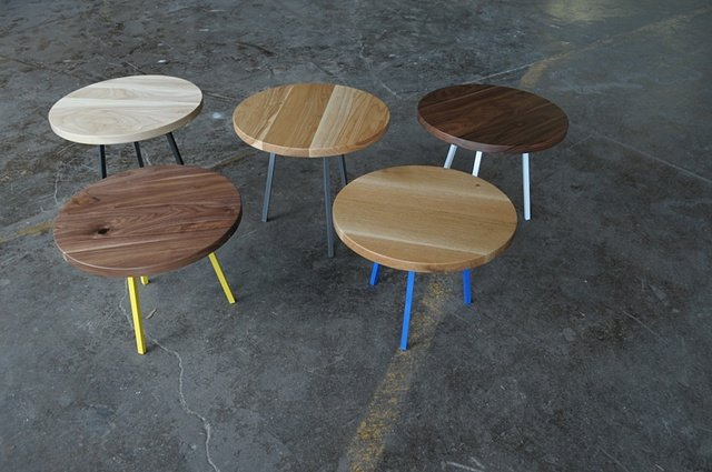 zakrose - little round tables