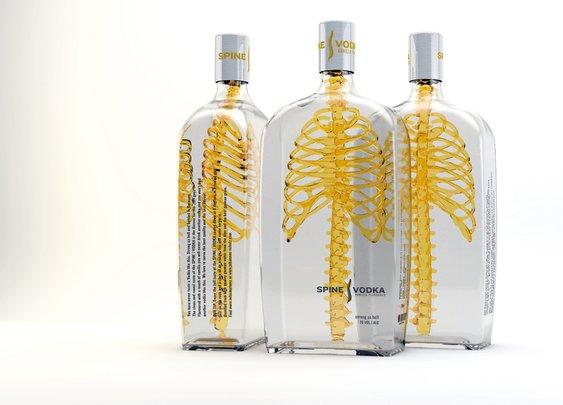 johannes schulz | portfolio | spine vodka