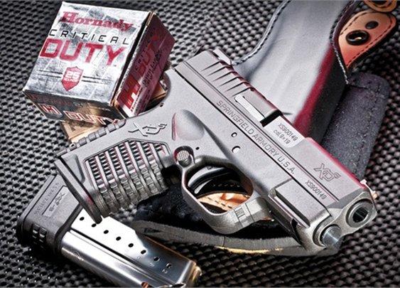 Springfield Armory XD-S Sub-Compact Pistol - POLICE Magazine