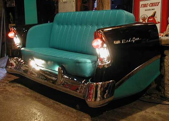 Car & Plane Parts Furniture