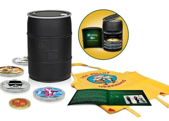Gotta Have It! - Breaking Bad: The Complete Series Collectors Set : 101 or Less
