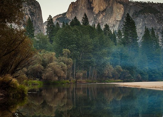 Happy Birthday, Yosemite NP.