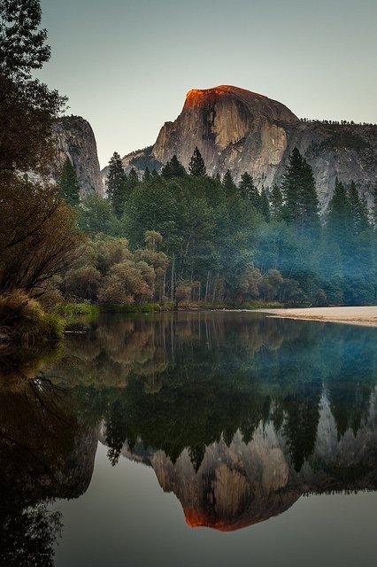 Happy Birthday, Yosemite NP.