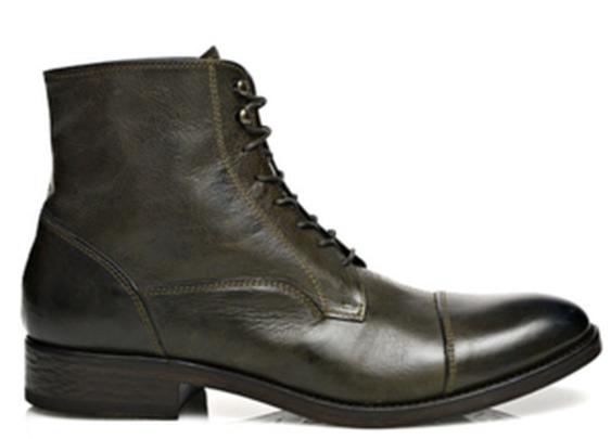 Cap Toe Derby Boot