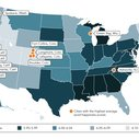 The Happiest States In America