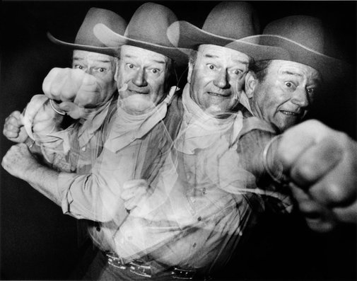 John Wayne's Punch