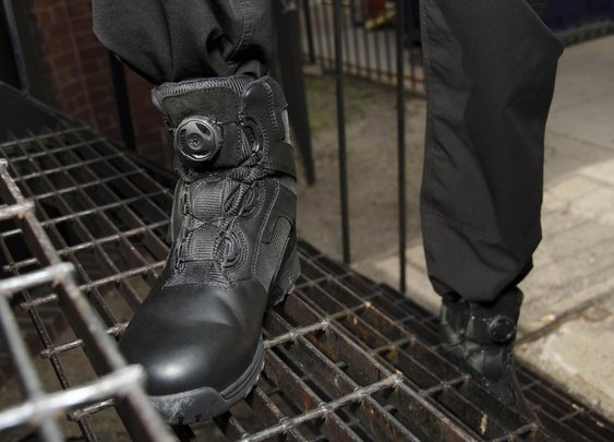 Great new review of the Blauer Boots | On Duty Gear Blog