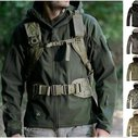 Men's Waterproof Army Outdoors Jacket