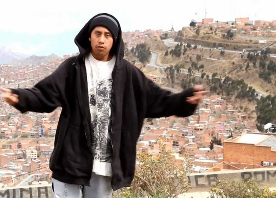 Nación Rap - Mama Koka (Bolivian Hip Hop) - YouTube