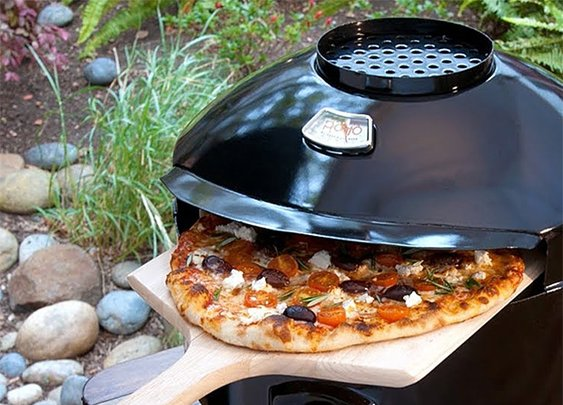 Pizzeria Pronto Outdoor Pizza Oven