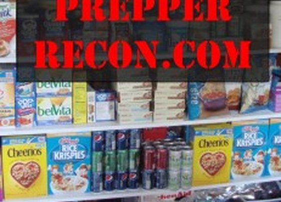 Top Ten Foods to Store for the Apocalypse - Prepper Recon.com