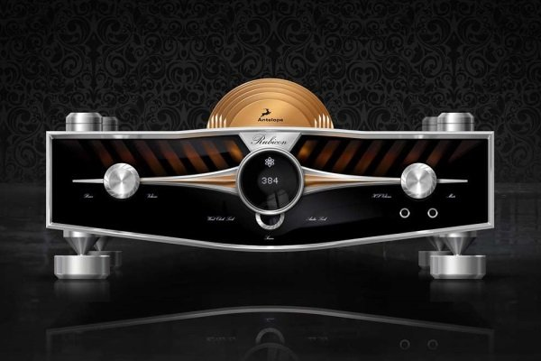 The Rubicon Atomic AD/DA Preamp from Antelope Audio | Baxtton
