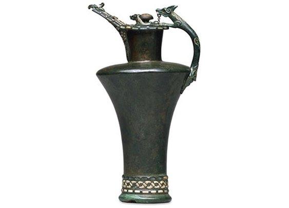 British Museum - Basse Yutz Flagons