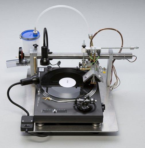 The VinylRecorder T560 | Wantcy