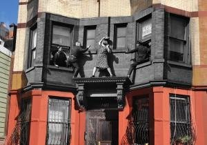 497 Dean St. Brooklyn, N.Y. - New York City then & now: Famous Daily News photos brought back to life - NY Daily News
