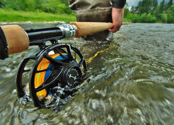 Hatch Outdoors | Premium Fly Reels