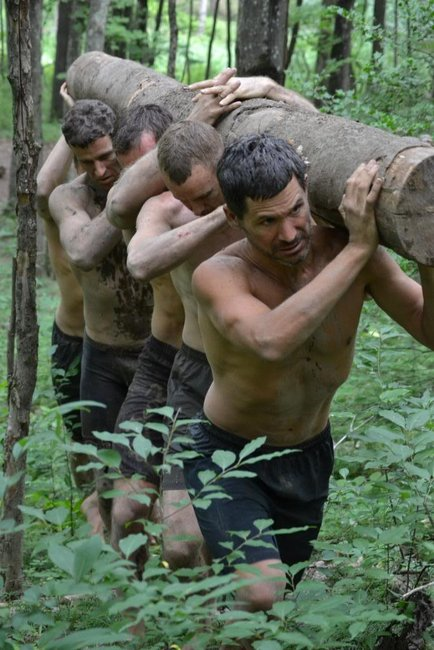 Get Fit Like a Wild Man: A Primer on MovNat   The Art of Manliness