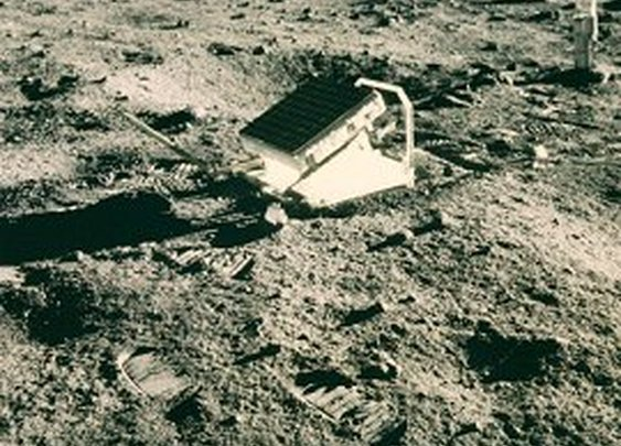 What Neil & Buzz Left on the Moon