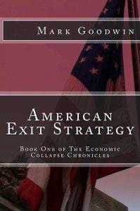 New Prepper Fiction Book! American Exit Strategy - Prepper Recon.com