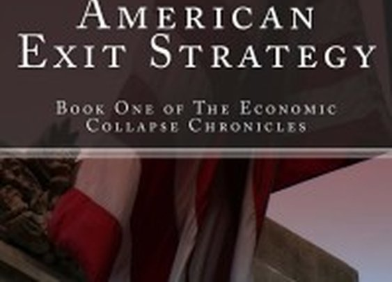 New Prepper Fiction Book! American Exit Strategy - Prepper Recon.com