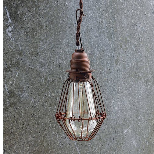 industrial style work lamp