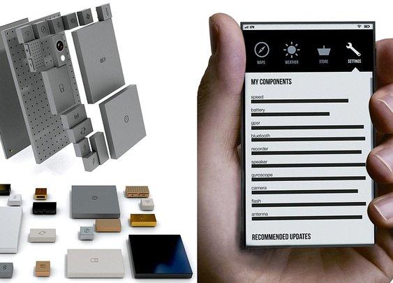 Genius! Modular Mobile Devices