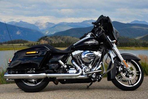 2014 Harley-Davidson Project Rushmore | Baxtton