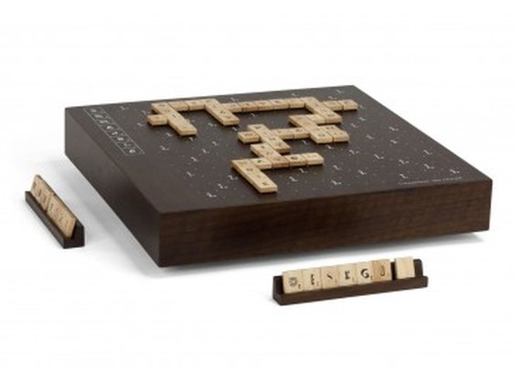 Scrabble Typography 2nd Edition by Andrew Capener - Artisan Series