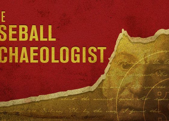 Baseball archaeologist David Block - Grantland
