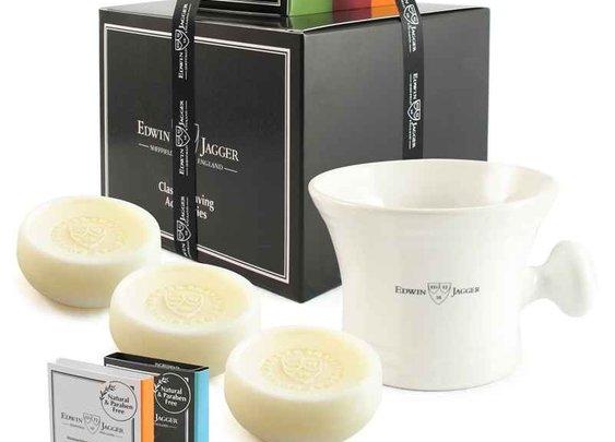 Edwin Jagger Gift Shaving Set