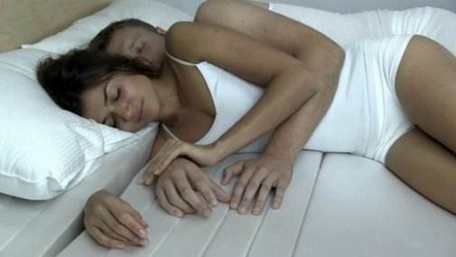 Cuddle Mattress lets you get closer to your significant other