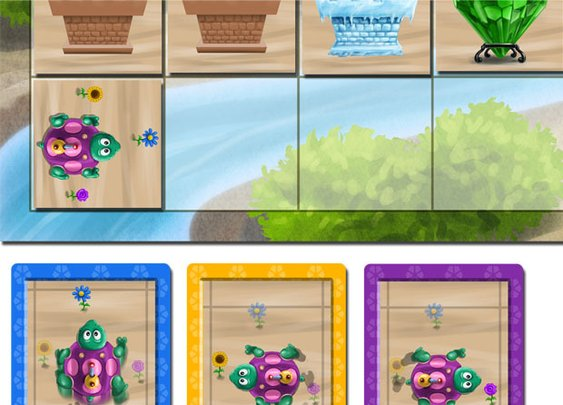 Robot Turtles: The Board Game for Little Programmers by Dan Shapiro — Kickstarter